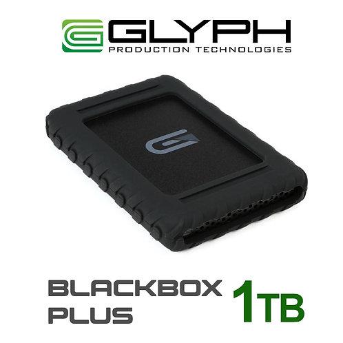 モバイル・ハードディスク : Glyph Black Box Plus 1TB