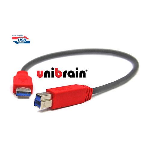 unibrain(ユニブレイン)バージョン3.0 USBケーブル(標準B)