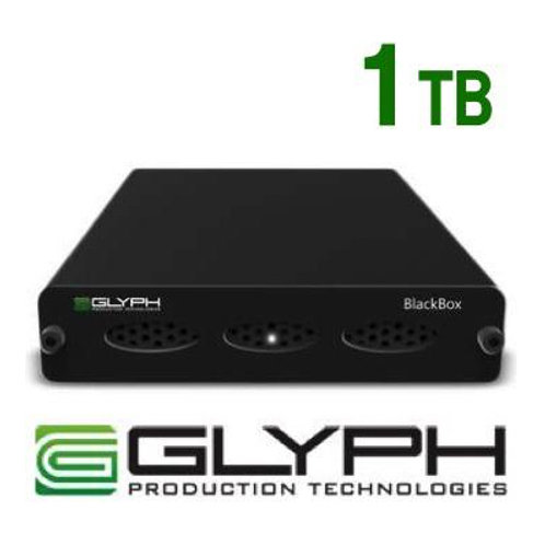 モバイルハードディスク GLYPH BlackBox 1TB