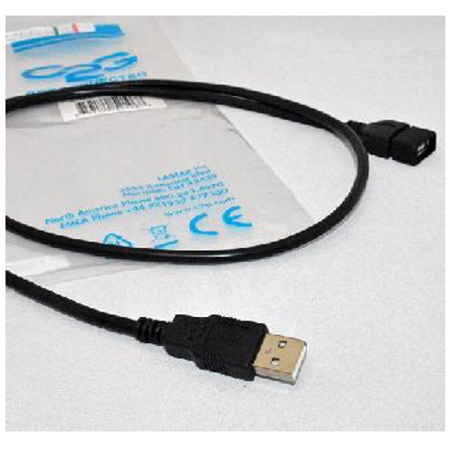 C2G USB延長ケーブル 1.0m
