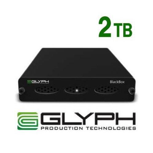 モバイルハードディスク GLYPH BlackBox 2TB