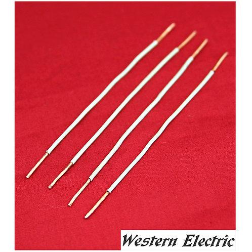 WE ウェスタンエレクトリック - ジャンパーピン- 4本セット