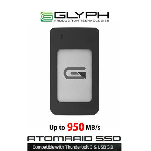 モバイルSSD GLYPH Atom RAID SSD 4TB