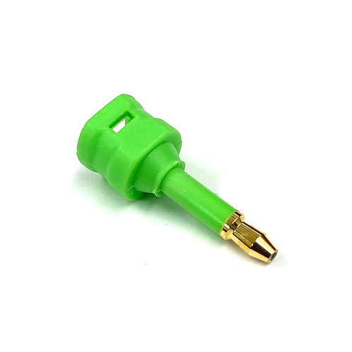 光ケーブルから光ミニステレオプラグへの変換アダプター(MacBook Pro用・AirMac Express用)