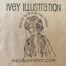Ivey Illustration
