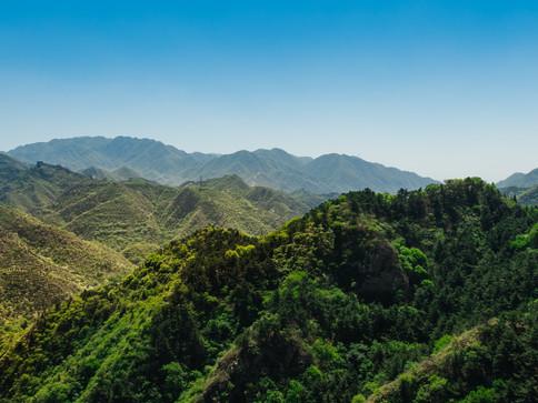 Beautiful Blairsville Mountains