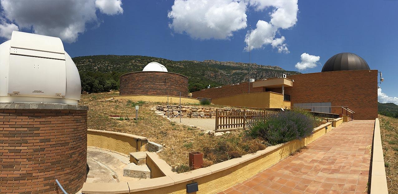 Parc de Telescopis