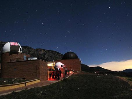 El divendres 3 de març començarà la novena temporada del Centre d'Observació de l'Univers (C