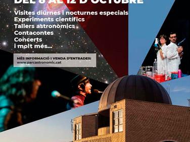 L'Astronòmic acull una nova edició del Festival d'Astronomia del Montsec