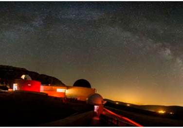 El Parc Astronòmic Montsec amplia les visites al públic general a partir del divendres 19 de març