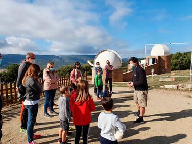 El Parc Astronòmic del Montsec tanca una nova edició del Festival d'Astronomía amb èxit