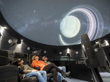 El Parc Astronòmic del Montsec estrena la pel·lícula 'Pirineus la nuit'