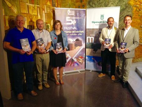 Més de 2.600 persones participaran en el V Festival d'Astronomia del Montsec, amb activitats de