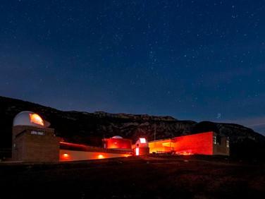 El PAM i l'estació de muntanya d'Espot, guardonats als Premis Internacionals Starlight 2020