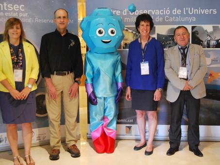 El Parc Astronòmic Montsec(PAM), convidat al Fòrum de l'Excel·encia