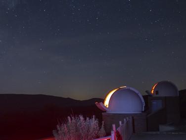 El Montsec consolida una qualitat excel·lent de cel nocturn