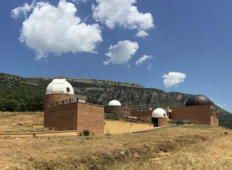 El Parc Astronòmic Montec ha reobert el dia 12 de juny