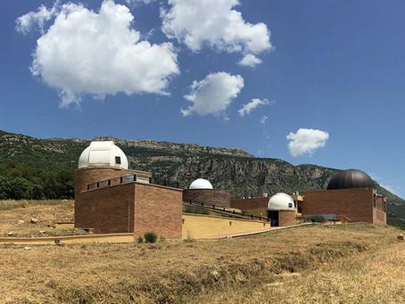 El Parc Astronòmic Monstec ha reobert el dia 12 de juny