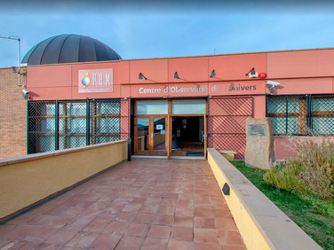 El Parc Astronòmic torna a l'activitat el 18 de desembre
