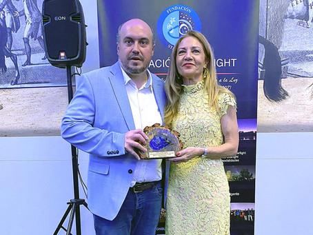 El PAM reb el Premi Starlight 2020 adurant la Conferència Internacional d'Astroturisme