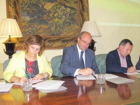 El Montsec i el Cabildo de la Palma, Canàries, impulsen la creació d'una Xarxa de Destinacions d