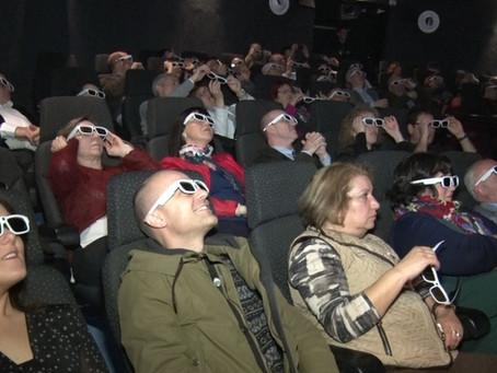 """El 1r. Planetari """"OPEN 3D"""" del món al Centre d'Observació de l'Univers"""