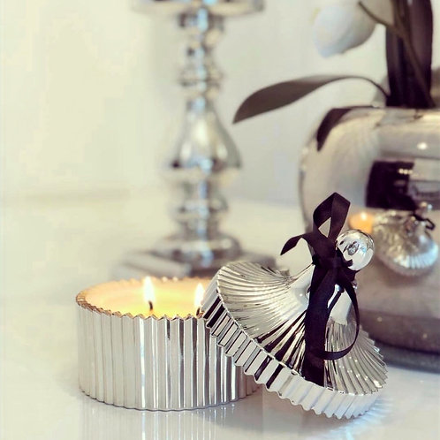 Vintage 3 Wick Candle