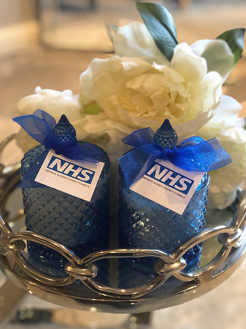NHS Charity Candle