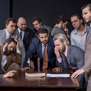 Doze homens e uma sentença