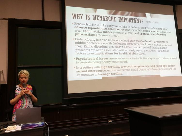 Adolescent X Language Evolution Symposium, Tokyo, 2019