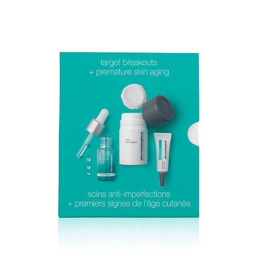 clear + bright skin kit