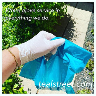 White glove service in everything we do.