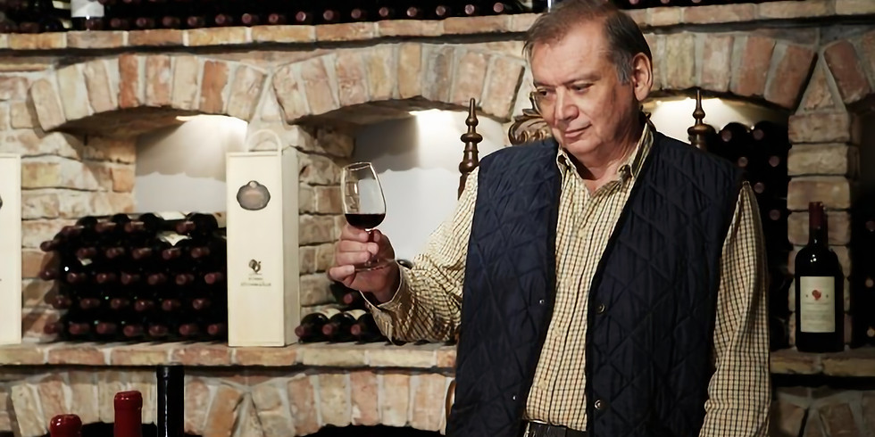 Exclusive Hatzimichalis Wine Dinner