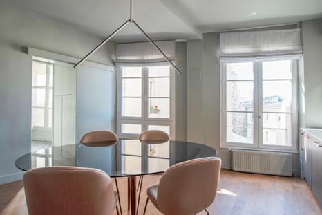Project Paris 3 Beaumarchais Salle a Manager