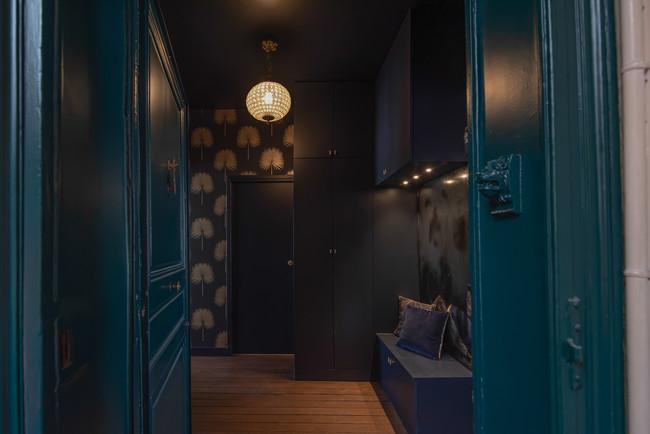 Project Paris 3 Beaumarchais Entry