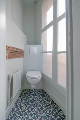Project Paris 3 Beaumarchais WC