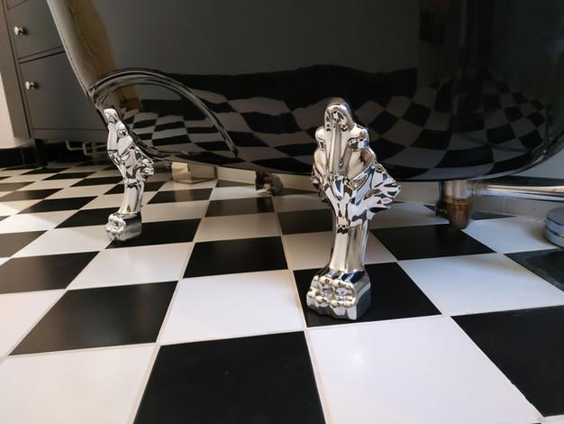 Paris 15 Bath