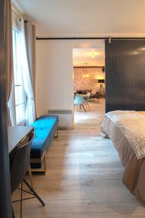 Paris 9 Bedroom
