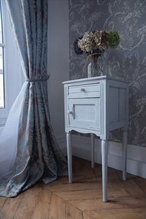 Paris 3 FDC Bedroom
