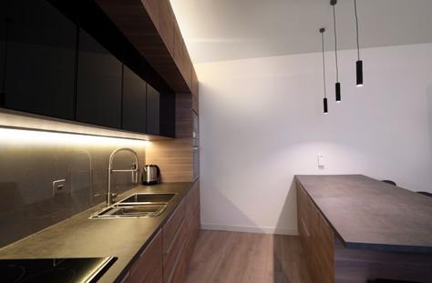 Paris 12 Kitchen