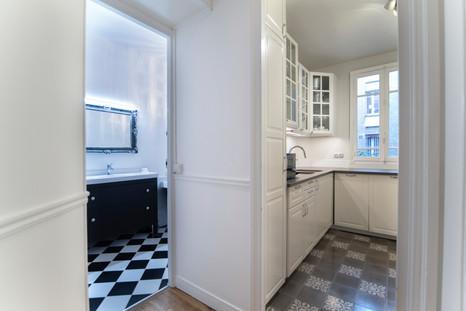Paris 15 Kitchen & Bathroom