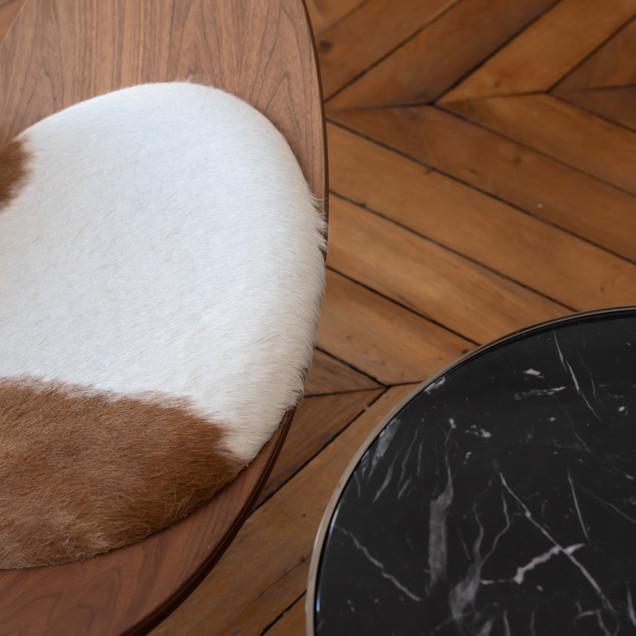 Project Paris Beaumarchais Salon Table Basse