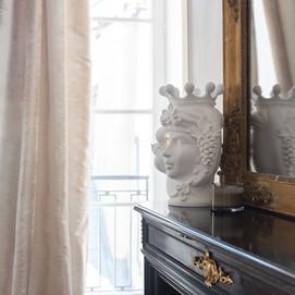 Project Paris 3 Beaumarchais Fireplace