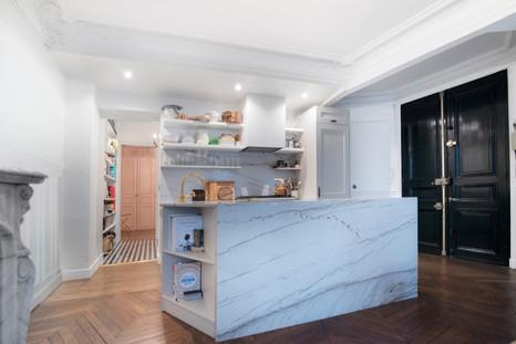 Paris 10 Kitchen