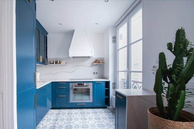 Paris 3 FDC Kitchen