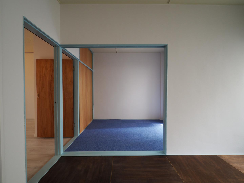 フローリング部屋1