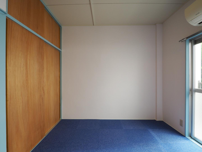 カーペット部屋2