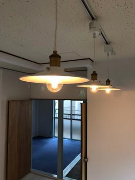 エジソンランプ風LED照明