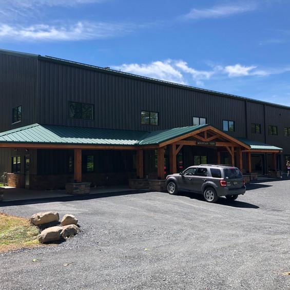 Spruce Lake Recreation Building