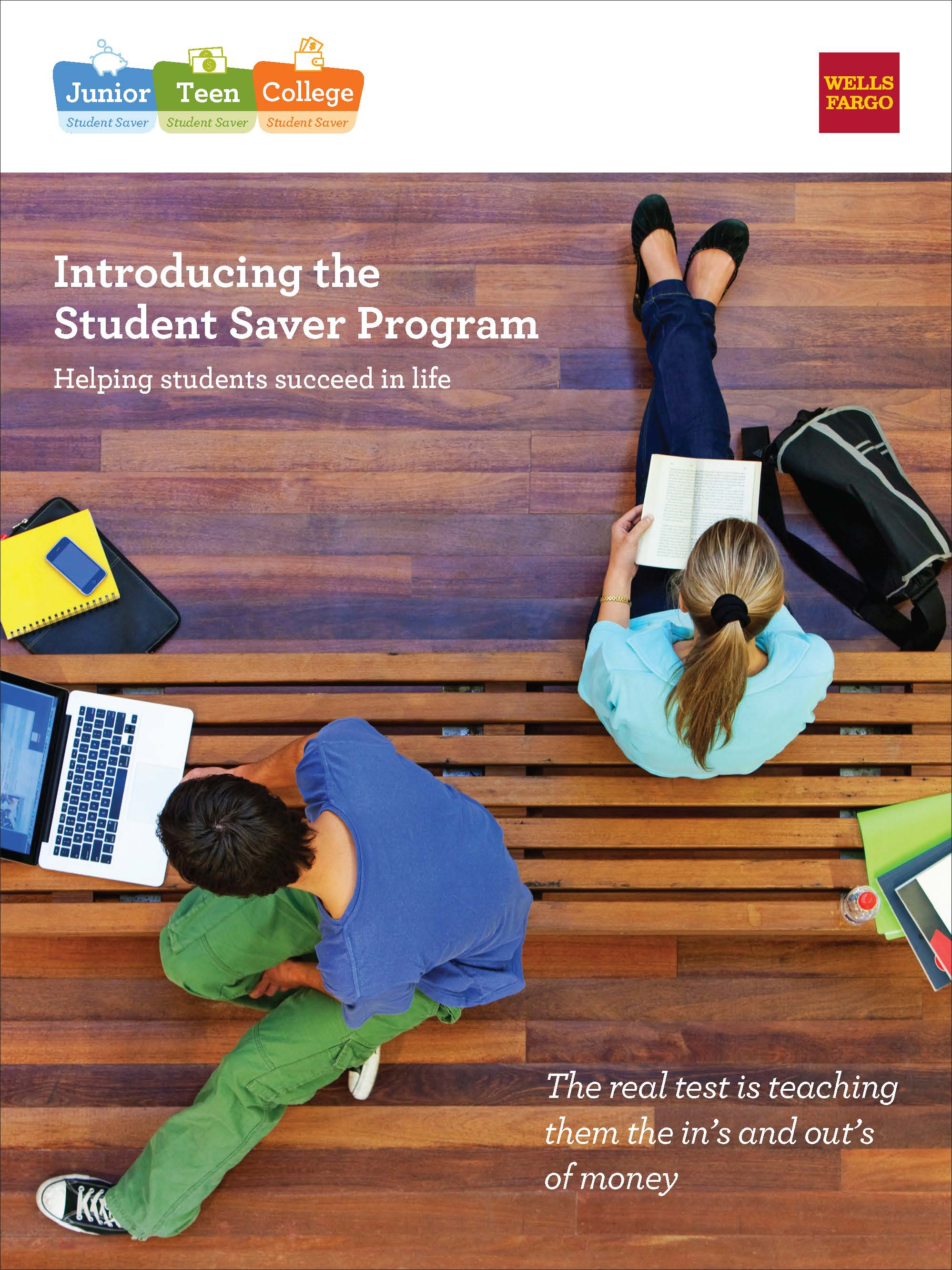 Student Saver Poster